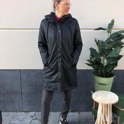 @yaya.thebrand jacket!  Vanaf deze week zijn de dikke winter jassen zeker weer nodig!! Heb jij er al 1?? #studiojill #winterjassen #yaya #jackets #lea...