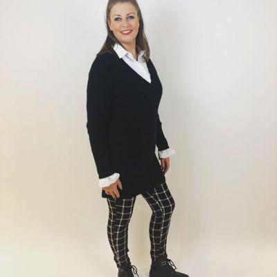 Outfit @yaya.thebrand ** #studiojill #fashion #mode #yaya #ootd #inspiratie #black #knits