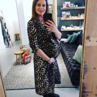 Vandaag is de laatste dag van onze topper uit Nijkerk MIRANDA🤰zij gaat met zwangerschapverlof #studiojill #nijkerk