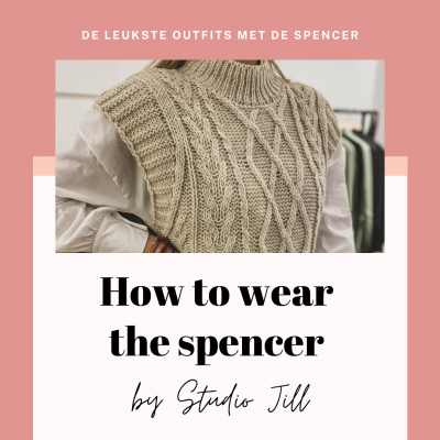 How to wear the spencer
