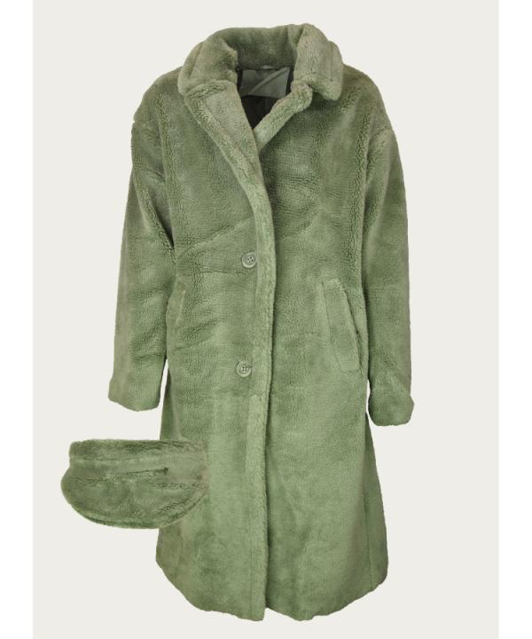 Teddy Coat Dali