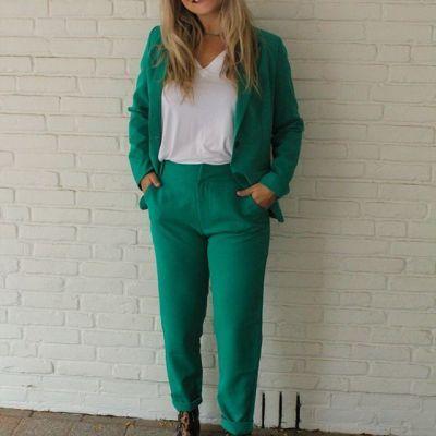 Shop nu dit geweldige groene pak van Na-kd online of in de winkels!💚✅ ---> www.studiojill.nl #studiojill #Na-kd #fashion #wealllove #outfit #inspiratie #ootd #mode #lifestyle #shopping #kleding #online #webshop #Nijkerk #Soestdijk #Soestzuid #Leusden #Vathorst #Emiclaer #Amersfoort #Laren