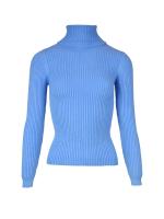 Trui Priscilla Col blauw