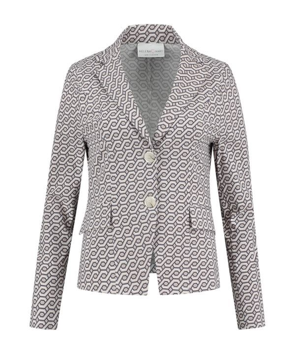 Blazer Lara Abstract