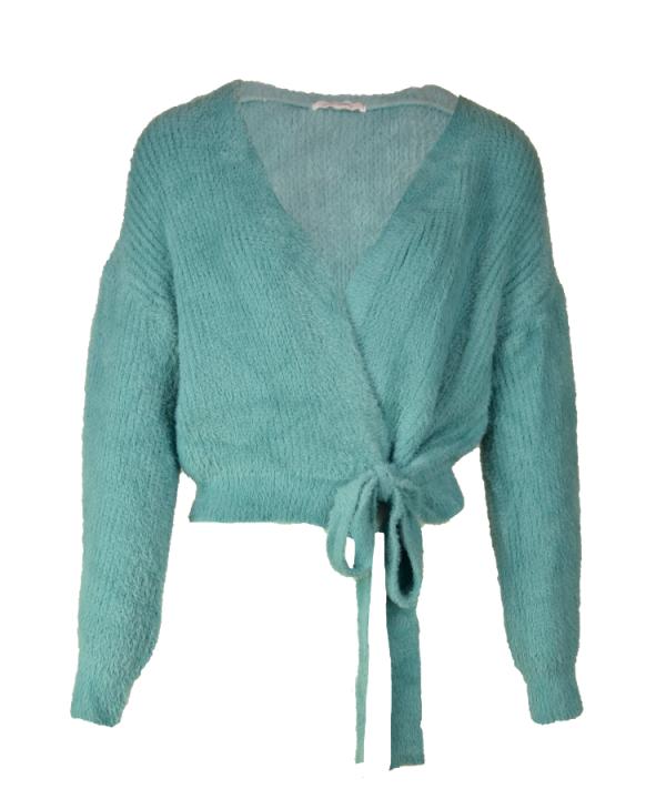 Vest Quikly blauw