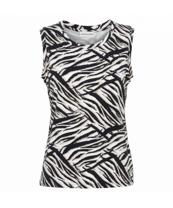 Singlet Veere Zebra