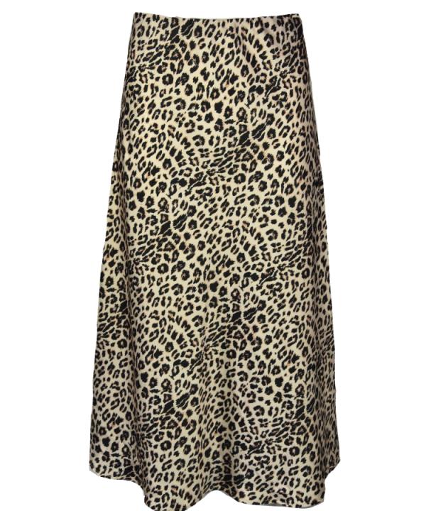 Silk rok leopard