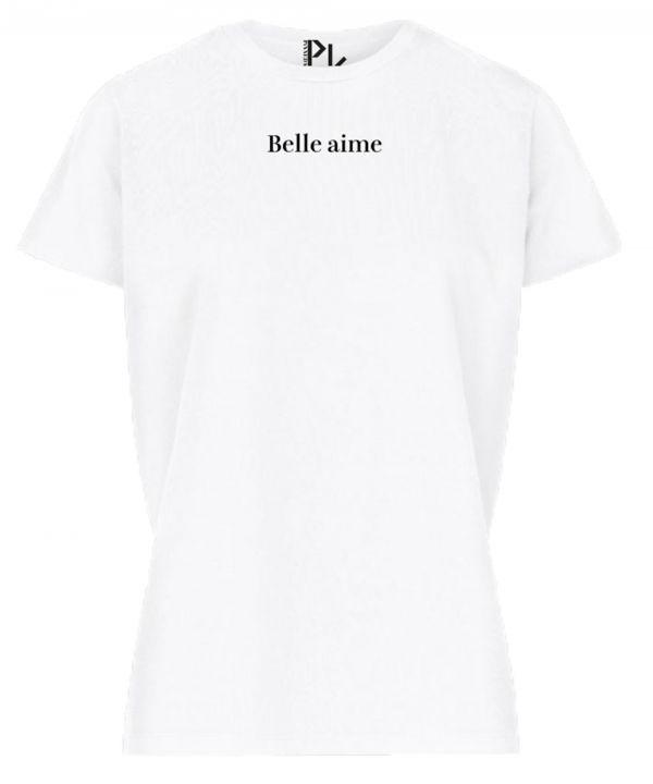 Shirt belle aime