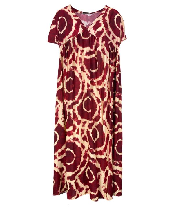 Jurk Lonneke batik
