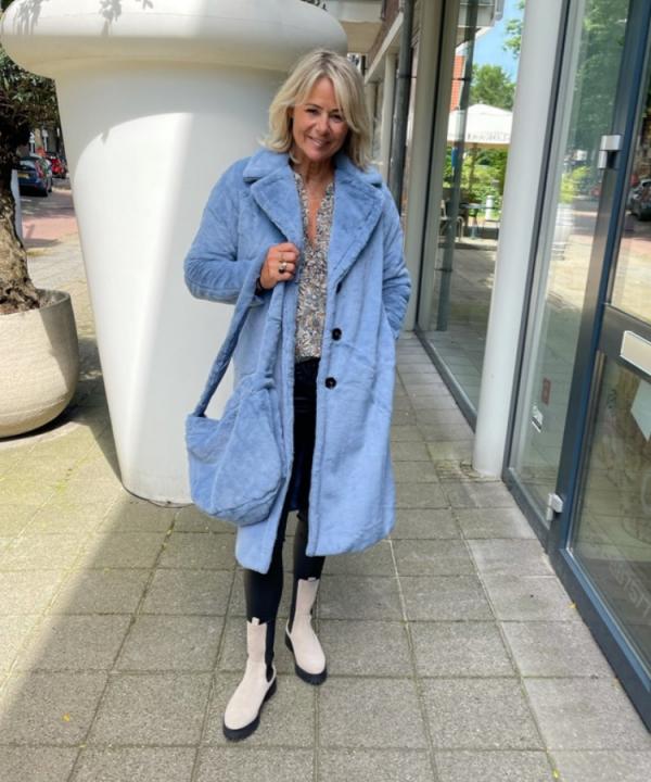Fur coat Emily