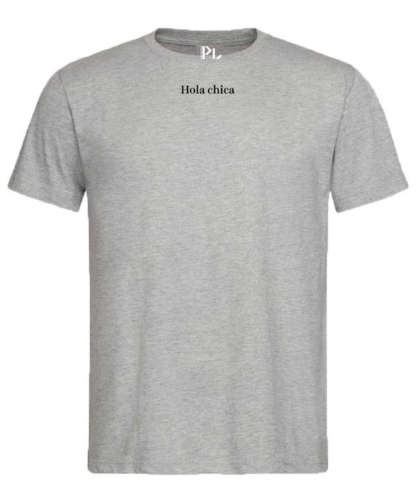 Shirt hola chica