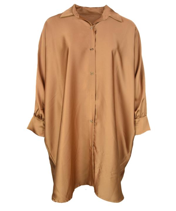 Blouse Suus camel