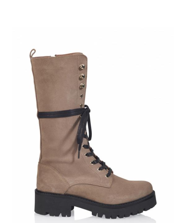 Boots Leuven suede