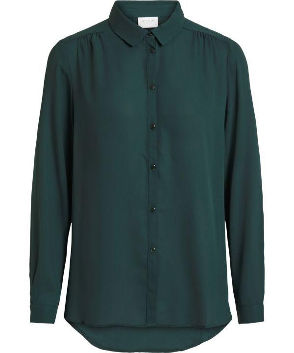 Blouse Vilucy l/s button shirt