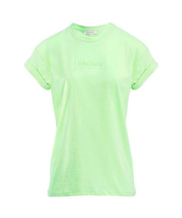 Shirt Tres belle groen