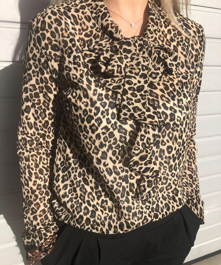 blouse vera tiger
