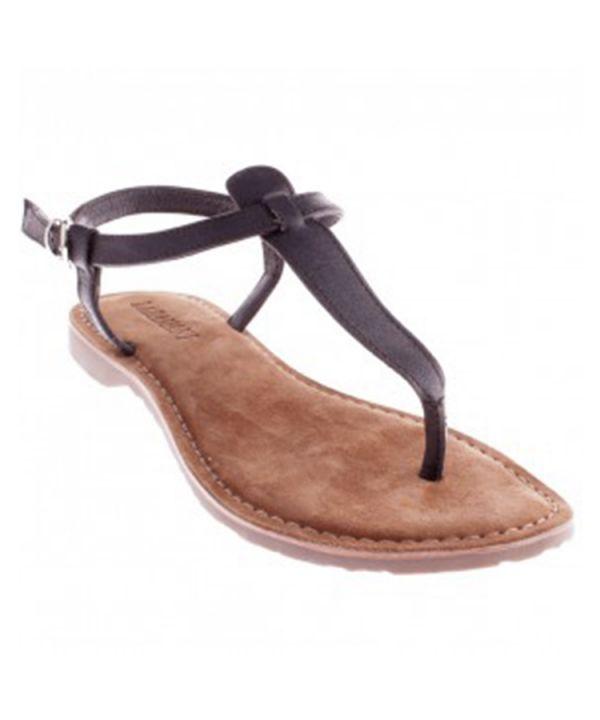 Sandals shiny