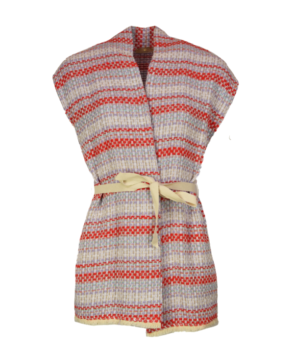 Tweed gilet Billie