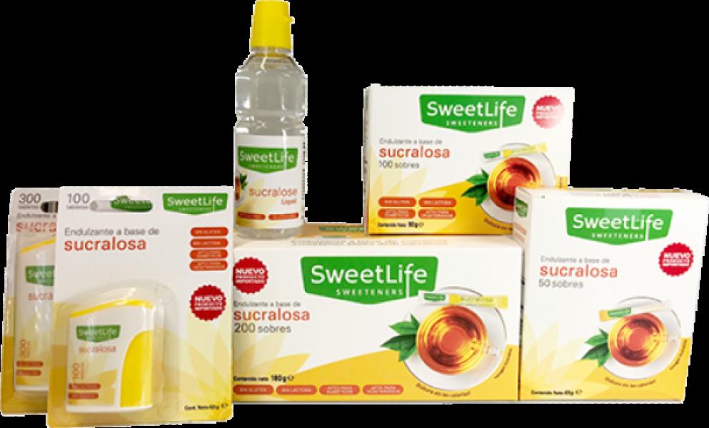 Sucralose Sweeteners