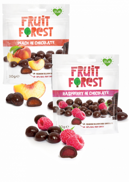Chocolate Fruit Snacks
