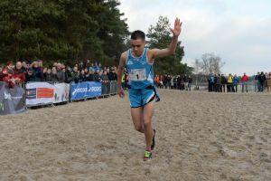 Khalid Choukoud en Ruth van der Meijden winnen Lotto Crosscircuit