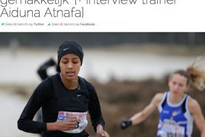 Losse Veter: Interview met winnares Sifan Hassan