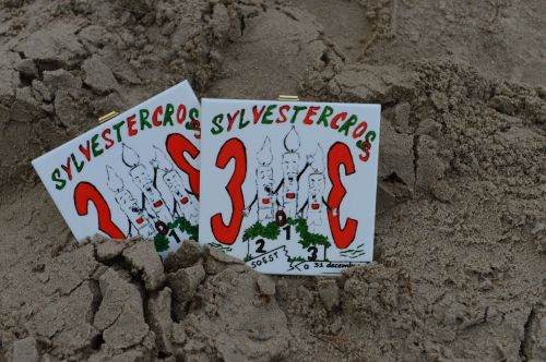 Massale deelname aan Sylvestercross