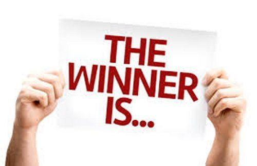 Winnaars Facebook-verloting bekend!