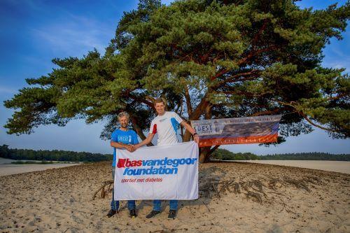 Nieuw goed doel: Bas van de Goor Foundation