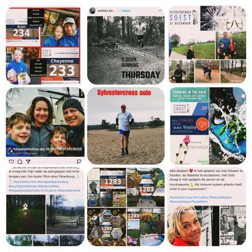 Winnaars social sharing (hashtag)sylvestercross