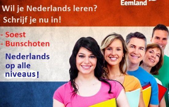 Nieuwe cursussen Nederlands in april