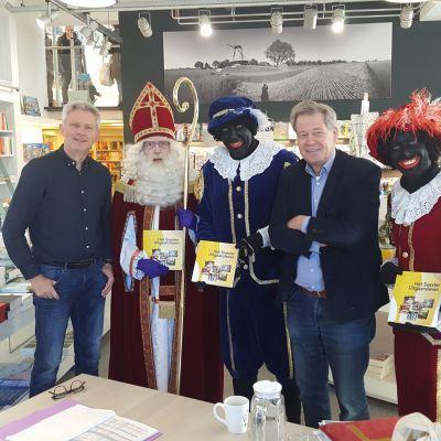 De 'echte' Sinterklaas komt bij Van Rouwendaal vandaan
