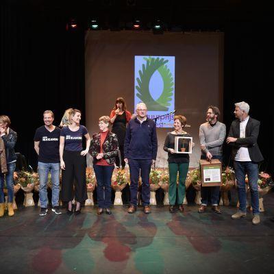Sfeerimpressie Cultuurprijs met foto's van Jaap