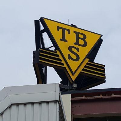 TBS en Foxboro in het Bos van Beckeringh