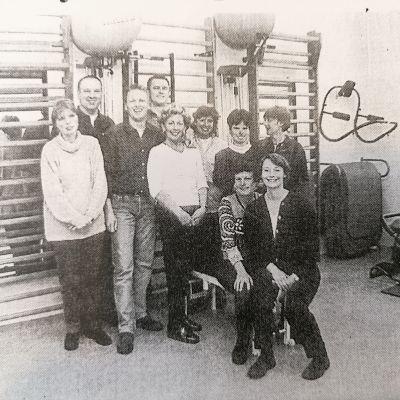 Vanaf 1976: Snel herstellen met Fysio Soestdijk