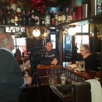 Interview RTV Baarn bij Luykje