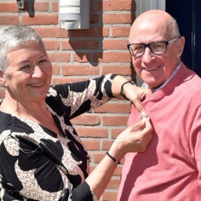 Lintje voor iconische Soester fotograaf Jaap van den Broek