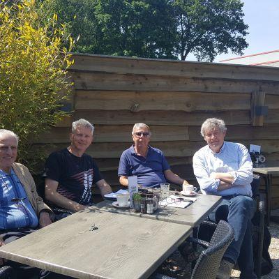 Jan Valk: ,,Ik heb 40 jaar lang met plezier in de horeca gewerkt!