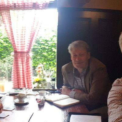 Mosselen, spareribs en spies...welkom bij 't Luykje van Thijs van den Brakel