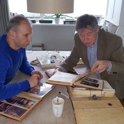 Op bezoek bij Jan Feelders van De Molensoos
