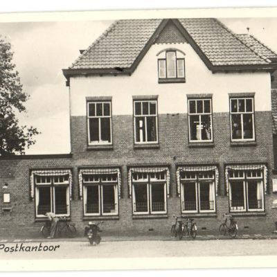 Postkantoor was het kloppende hart van de Soester Bedrijvigheid