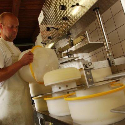 De Staelenhoef; 'even een stukje kaas in Soest halen'