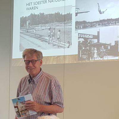 Presentatie Soester Natuurbad voor ouderen SWOS bij Stayokay