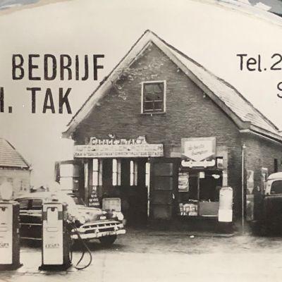 Taxi Tak: van fiets naar taxi...