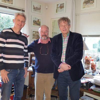 Op bezoek bij historicus Hans Kruiswijk