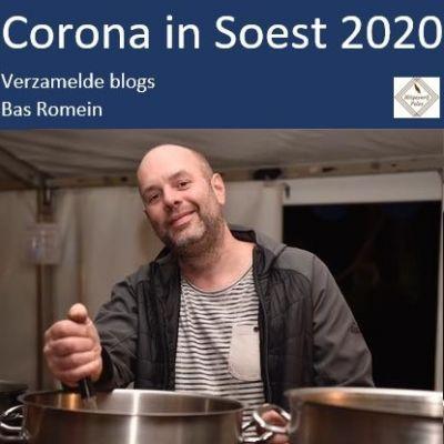 Blogger Bas Romein komt met boek: Soest in Coronatijd