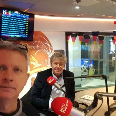 Te gast bij RTV Utrecht