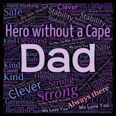 Verras papa met Vaderdag