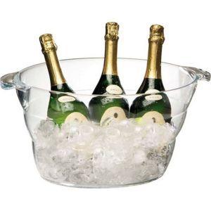 Champagne / Wijnkoeler, bowlmodel