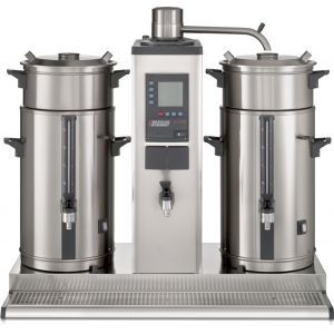Koffiezetapparaat Bravilor B10,  2 x 10 liter